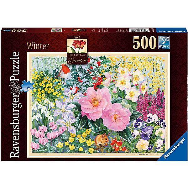 Ravensburger Пазл «Зимний сад» 500 шт стоимость