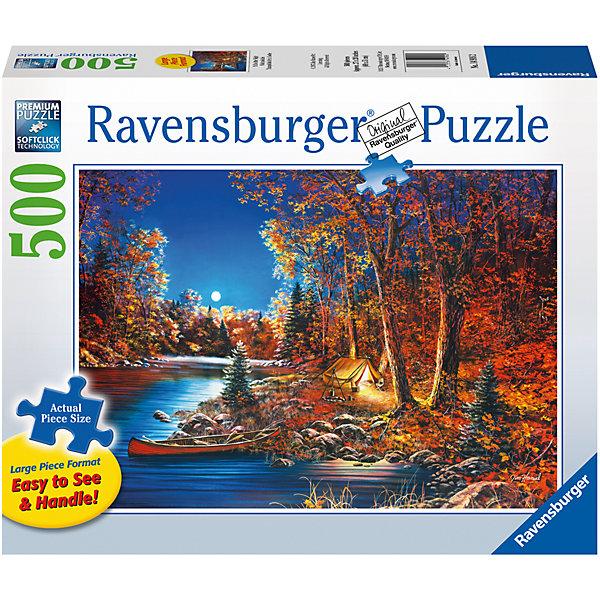 Ravensburger Пазл «Ночная тишина» 500 шт пазл лебедь на пруду 500 шт
