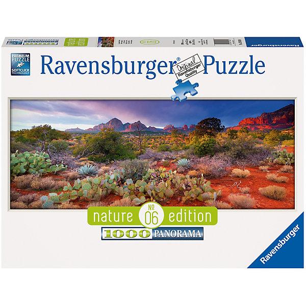 Ravensburger Пазл Волшебный пейзаж 1000 шт пазл горный пейзаж карл уорнер konigspuzzle 1000 деталей