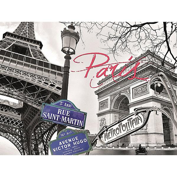 Ravensburger Пазл «Мой Париж» 1500 шт пазл ravensburger сейшелы 1500 элементов