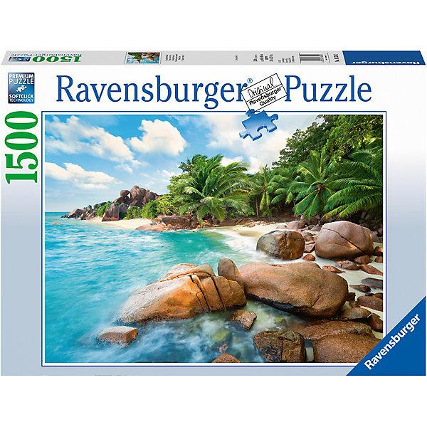 Ravensburger Пазл «Тихая бухта» 1500 шт пазл ravensburger сейшелы 1500 элементов
