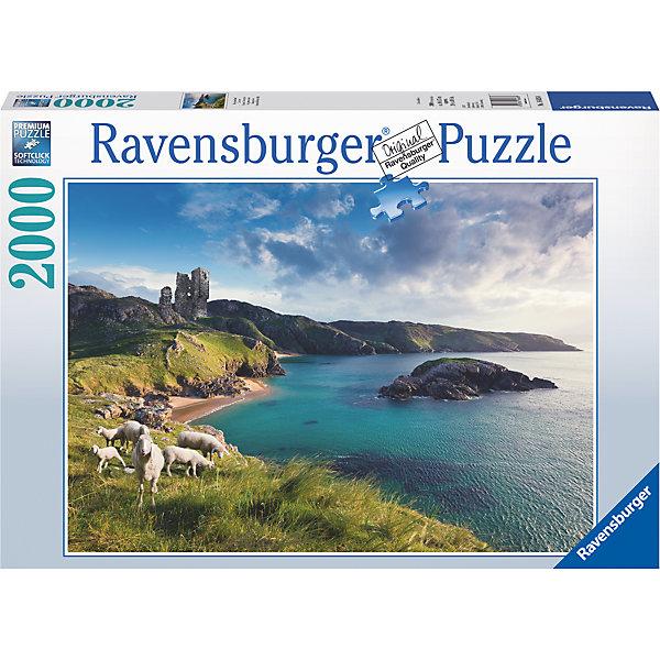 Ravensburger Пазл «Чудесная бухта» 2000 шт ravensburger пазл тигры у водопада 2000 шт