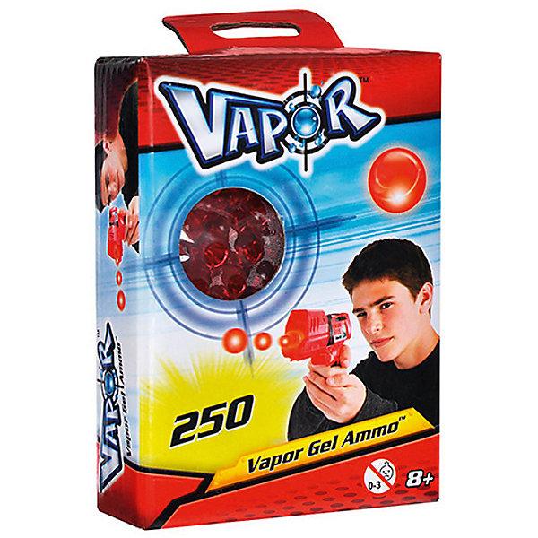 VAPOR Пули для бластеров Vapor 250 шт., красные fpv vapor