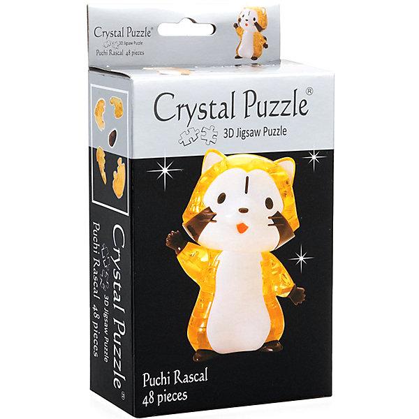 цена на Crystal Puzzle 3D головоломка Енот