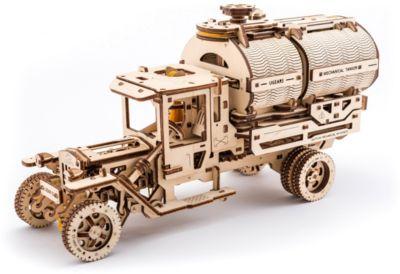 Конструктор 3D-пазл Ugears - Автоцистерна