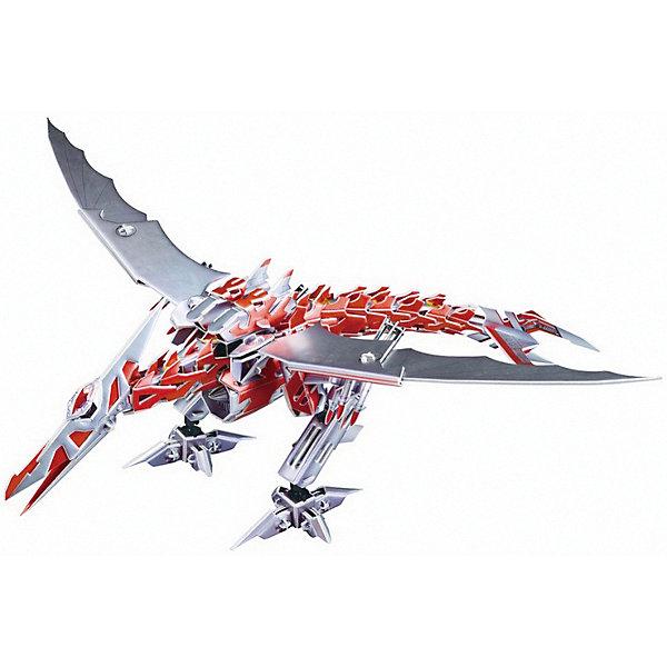 Zilipoo 3D пазл Робот Птерозавр, 159 элементов