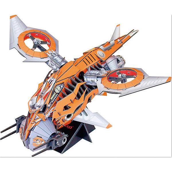 Zilipoo 3D пазл Zilipoo Орёл Истребитель, 119 элементов zilipoo 3d пазл zilipoo робот плиозавр 197 элементов