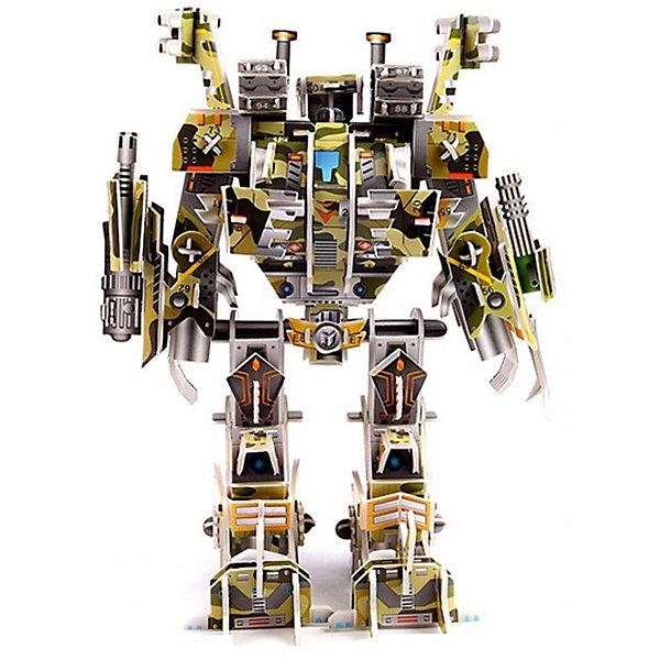 Funny 3D пазл Funny Робот Штурмовик Девастатор, 106 элементов пазл mini qute qute 3d diy b668 1 19