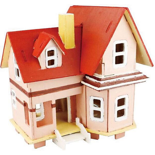 Фото - Robotime Сборная модель Robotime Летающий дом сборная модель miniart польский городской дом 35004м