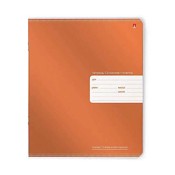 Тетрадь Премиум Металлик 12 листов, клетка, цвет  , 10 шт.Тетради<br>Характеристики:<br><br>• количество: 10 шт.;<br>• формат: А5;<br>• внутренний блок: 12 листов, клетка, с полями;<br>• плотность обложки: 190 гр./кв.м.;<br>• плотность бумаги: 60 гр./кв.м.;<br>• тип крепления: скрепка;<br>• обложка  рисунок в ассортименте.<br><br>«Премиум металлик» от компании «Альт» — линейка тетрадей в клетку в лаконичном стиле. Качественные бумажные листы с красными полями соответствуют школьным стандартам письма. Чернила отлично впитываются и практически не размазываются по бумаге. Обложка выполнена из чистой целлюлозы, которая надежно защищает листы от порчи. Цвет обложки с металлическим отливом может отличаться от представленного на фото.<br><br>Тетрадь 12 л. кл. «Премиум Металлик» ,  рисунок в ассортименте можно купить в нашем интернет-магазине.<br>Ширина мм: 204; Глубина мм: 164; Высота мм: 20; Вес г: 159; Возраст от месяцев: 60; Возраст до месяцев: 2147483647; Пол: Унисекс; Возраст: Детский; SKU: 7379967;