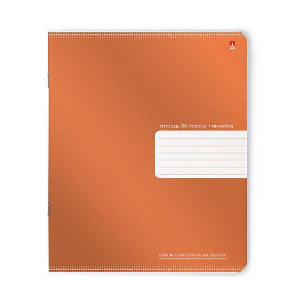 Тетрадь Премиум металлик  96 листов, линейка, цветТетради<br>Характеристики:<br><br>• количество: 1 шт.;<br>• формат: А5;<br>• внутренний блок: 96 листов, линия, с полями;<br>• плотность обложки: 190 гр./кв.м.;<br>• плотность бумаги: 60 гр./кв.м.;<br>• тип крепления: скрепка;<br>• обложка  рисунок в ассортименте.<br><br>«Премиум металлик» от компании «Альт» — линейка тетрадей в линию в лаконичном стиле. Качественные бумажные листы с красными полями соответствуют школьным стандартам письма. Чернила отлично впитываются и практически не размазываются по бумаге. Обложка выполнена из чистой целлюлозы, которая надежно защищает листы от порчи. Цвет обложки с металлическим отливом может отличаться от представленного на фото.<br><br>Тетрадь 96 л. лин. «Премиум Металлик» ,  рисунок в ассортименте можно купить в нашем интернет-магазине.<br>Ширина мм: 204; Глубина мм: 160; Высота мм: 45; Вес г: 198; Возраст от месяцев: 60; Возраст до месяцев: 2147483647; Пол: Унисекс; Возраст: Детский; SKU: 7380027;
