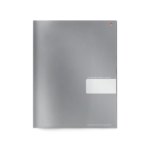 Тетрадь А4 Platinum  96 листов, линейкаТетради<br>Характеристики:<br><br>• количество: 1 шт.;<br>• формат: А4;<br>• внутренний блок: 96 листов, клетка, с полями;<br>• плотность бумаги: 60 гр./кв.м.;<br>• тип крепления: скрепка.<br><br>Platinum от компании «Альт» — удобная офисная Тетрадь формата А4. Страницы в клетку размечены красными полями, клетка идеально совпадает с обеих сторон листа. Плотная яркая обложка разработана по американской системе подбора цвета Pantone, только благодаря ей удалось выделить такой фантастический цвет с металлическим сиянием. Внутри тетради есть блок для заполнения данных владельца.<br><br>Тетрадь 96 л. А4 кл. «Platinum» можно купить в нашем интернет-магазине.<br>Ширина мм: 296; Глубина мм: 204; Высота мм: 25; Вес г: 259; Возраст от месяцев: 60; Возраст до месяцев: 2147483647; Пол: Унисекс; Возраст: Детский; SKU: 7380032;