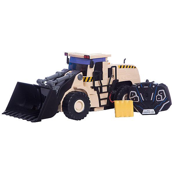 """Купить со скидкой Радиоуправляемый робот-трансформер 1Toy """"Трансботы"""" Экскаватор"""
