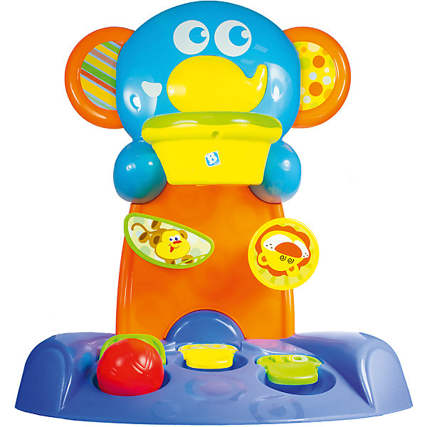 Infantino BKids Развивающая игрушка Bkids Веселые колечки