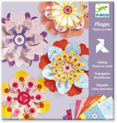 Набор для творчества Цветочки, Djeco, артикул:7414680 - Рукоделие и поделки