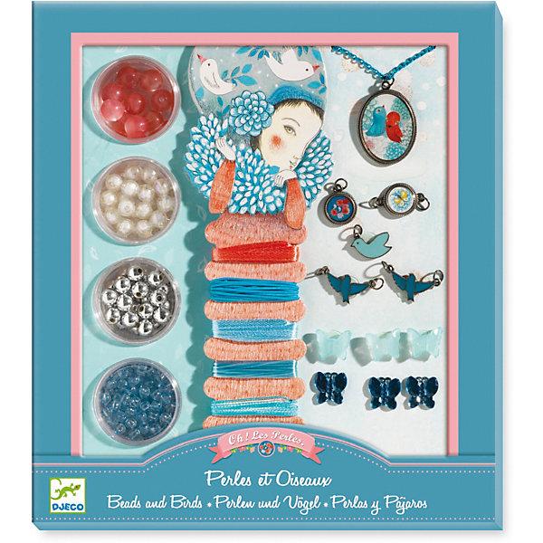 Купить Набор для детского творчества «Бабочки», Djeco, Франция, Унисекс