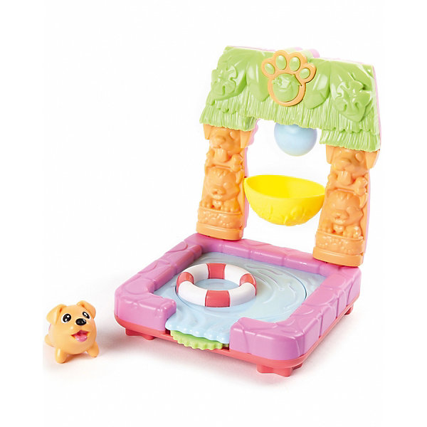 Купить Игровой набор Chubby Puppie, мини-щенок, розовый, Chubby Puppies, Китай, Унисекс