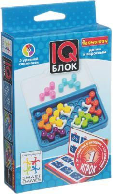 Игра-головоломка  Блок  Bondibon, артикул:7419986 - Головоломки