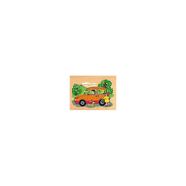 "Фотография товара рамка-пазл ""Автомобиль""  Чудо-Дерево (7424880)"
