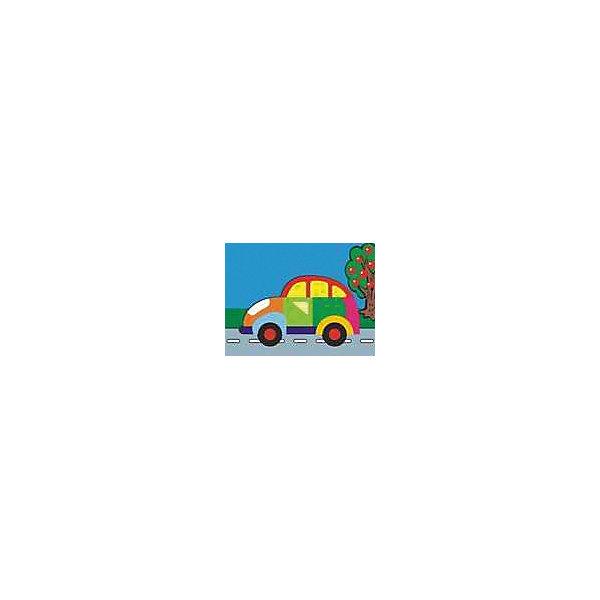 """Фотография товара рамка-пазл """"Машина"""" Чудо-Дерево (7424900)"""