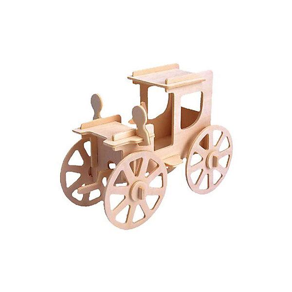 Модель сборная Автомобиль Роллинг Чудо-ДеревоДеревянные модели<br>Характеристики товара:  <br><br>• возраст: от 5 лет;<br>• материал: дерево;<br>• в комплекте: 19 деталей для сборки, инструкция;<br>• размер готовой модели: 18,5х12,5х8 см;<br>• размер упаковки: 23х18,5х1 см;<br>• вес упаковки: 140 гр.;<br>• страна производитель: Китай.<br><br>Модель сборная «Автомобиль Роллинг» Чудо-Дерево позволит собрать модель машины. Перед началом сборки все детали нужно выдавить из фанерного листа. Все они соединяются между собой без клея, но для надежности их можно склеить клеем ПВА. Готовую модель можно раскрасить по желанию. Все детали выполнены из натуральной качественной древесины.<br><br>Модель сборную «Автомобиль Роллинг» Чудо-Дерево можно приобрести в нашем интернет-магазине.<br>Ширина мм: 230; Глубина мм: 185; Высота мм: 10; Вес г: 140; Возраст от месяцев: 60; Возраст до месяцев: 180; Пол: Мужской; Возраст: Детский; SKU: 7424918;