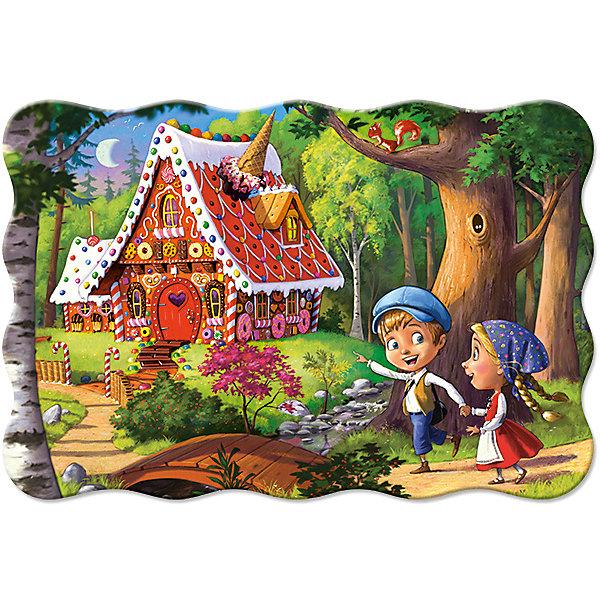 Castorland Пазл Пряничный домик, 20 деталей MAXI Castorland