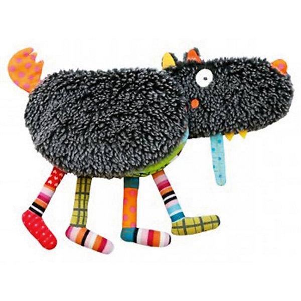 Ebulobo Развивающая книжка История Волчонка Ebulobo ebulobo доска магнитная история мишки