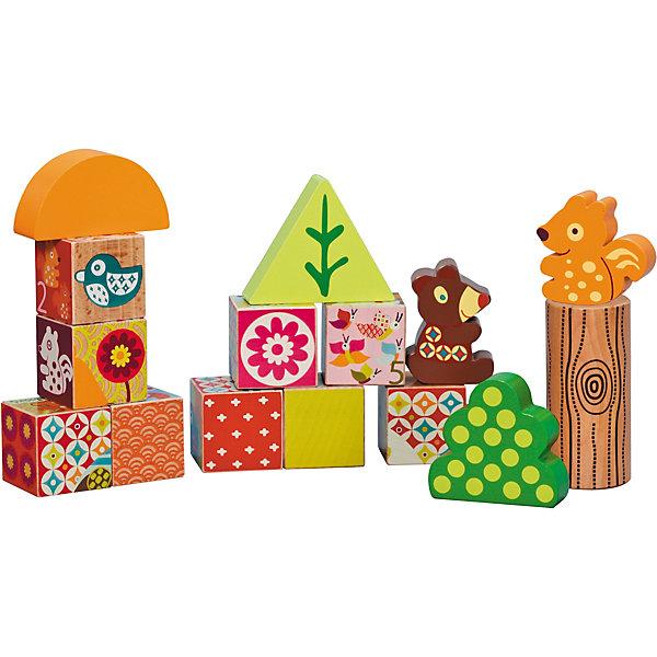 Кубики Мишка EbuloboКубики<br>Характеристики:<br><br>• возраст: от 1 года;<br>• материал: дерево;<br>• в наборе: 9 кубиков, 2 фигурки;<br>• вес: 1,05 кг.;<br>• размер упаковки: 42,5х26х3 см;<br>• страна бренда: Франция.<br><br>Каждая сторона кубиков «Мишка» Ebulobo имеет красочную картинку с абстракцией, животным, растением, цифрой или частью большого изображения. Сложив кубики в определенном порядке, ребенок получит разные сюжеты. В процессе игры развиваются творческие способности, воображение и внимательность.<br><br>С помощью складывания кубиков можно научиться считать до 10. Фигурки белочки и медвежонка станут главными героями игр вместе с ребенком. Деревянный набор совершенно безопасен для здоровья.<br><br>Кубики «Мишка» Ebulobo можно купить в нашем интернет-магазине.<br>Ширина мм: 425; Глубина мм: 260; Высота мм: 300; Вес г: 1050; Возраст от месяцев: 12; Возраст до месяцев: 36; Пол: Унисекс; Возраст: Детский; SKU: 7428429;
