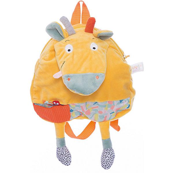 Ebulobo Рюкзачок Жирафик Билли Ebulobo ebulobo рюкзачок волчонок ebulobo