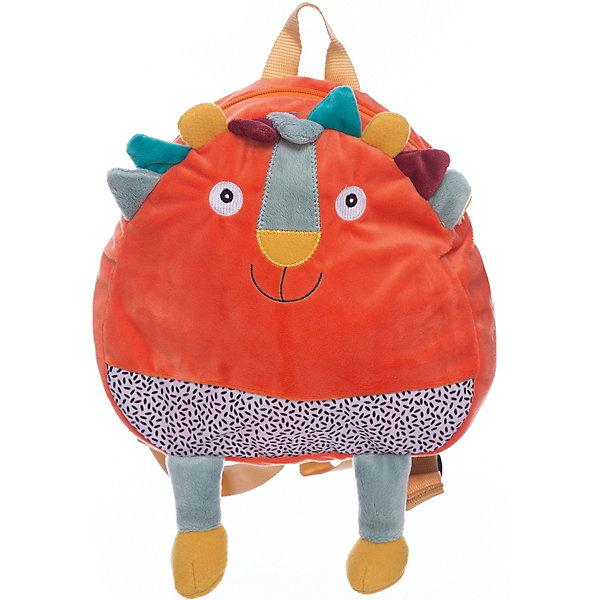 Ebulobo Рюкзачок Львенок Вуги Ebulobo ebulobo рюкзачок волчонок ebulobo