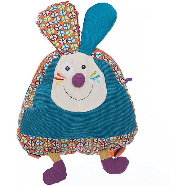 Ebulobo Рюкзачок Кролик Джеф