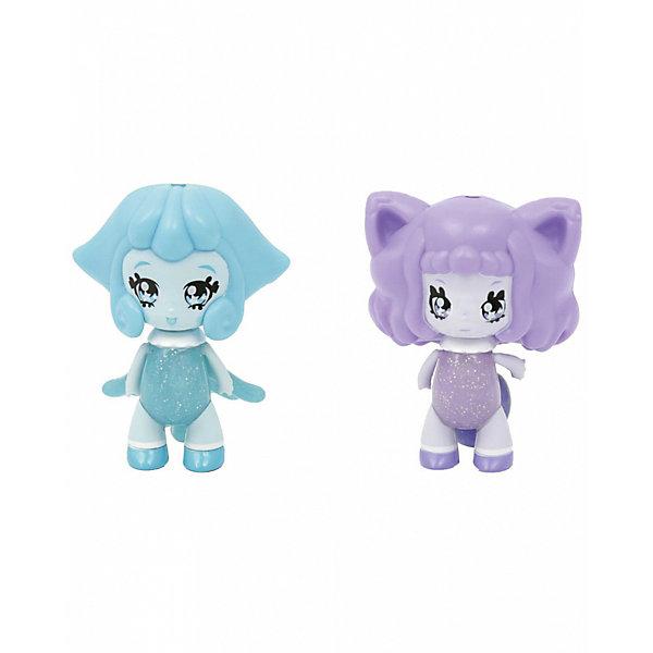 Giochi Preziosi Две куклы Glimmies Celeste и Foxanne