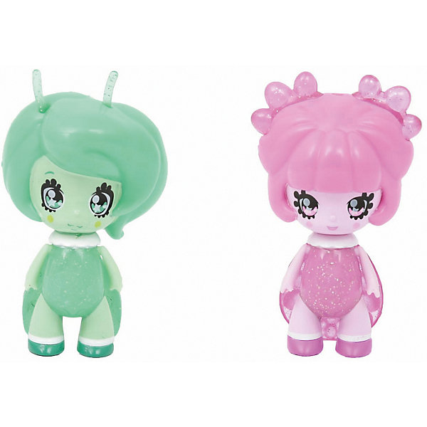 Giochi Preziosi Две куклы Glimmies Nova и Spinosita