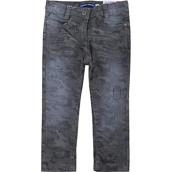 Брюки Original Marines для девочкиБрюки<br>Характеристики товара:<br><br>• цвет: зеленый<br>• состав ткани: 98% хлопок, 2% эластан<br>• сезон: демисезон<br>• застежка: пуговица<br>• шлевки<br>• страна бренда: Италия<br>• страна изготовитель: Бангладеш<br><br>Стильные брюки для ребенка сделаны из натурального качественного материала. Брюки обеспечат ребенку комфорт благодаря продуманному крою. Детские брюки комфортно сидят, не вызывают неудобств. Итальянский бренд Original Marines - это стильный продуманный дизайн и неизменно высокое качество исполнения. <br><br>Брюки Original Marines (Ориджинал Маринс) для девочки можно купить в нашем интернет-магазине.<br>Ширина мм: 215; Глубина мм: 88; Высота мм: 191; Вес г: 336; Цвет: зеленый; Возраст от месяцев: 72; Возраст до месяцев: 84; Пол: Женский; Возраст: Детский; Размер: 116/122,92/98,110/116,104/110,98/104; SKU: 7428833;