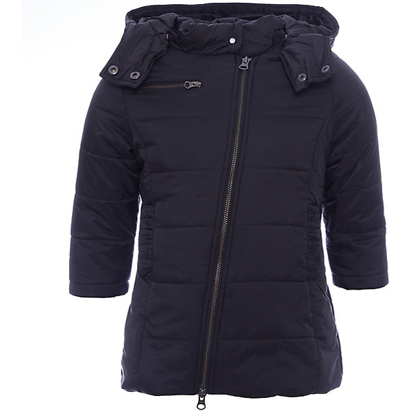 Куртка Original Marines для девочкиВерхняя одежда<br>Характеристики товара:<br><br>• цвет: черный<br>• состав ткани: 74% полиамид<br>• подкладка: 100% полиэстер<br>• утеплитель: 100% полиуретан<br>• сезон: демисезон<br>• температурный режим: от -5 до +10<br>• особенности модели: с капюшоном<br>• застежка: молния<br>• страна бренда: Италия<br>• страна изготовитель: Вьетнам<br><br>Детские товары от бренда Original Marines давно завоевали любовь потребителей благодаря высокому качеству и стильному дизайну. Эта куртка для ребенка дополнена удобным капюшоном. Детская куртка отличается стильным дизайном. Куртка для ребенка сделана из качественного материала. <br><br>Куртку Original Marines (Ориджинал Маринс) для девочки можно купить в нашем интернет-магазине.<br>Ширина мм: 356; Глубина мм: 10; Высота мм: 245; Вес г: 519; Цвет: черный; Возраст от месяцев: 72; Возраст до месяцев: 84; Пол: Женский; Возраст: Детский; Размер: 110/116,104/110,98/104,92/98,116/122; SKU: 7429133;