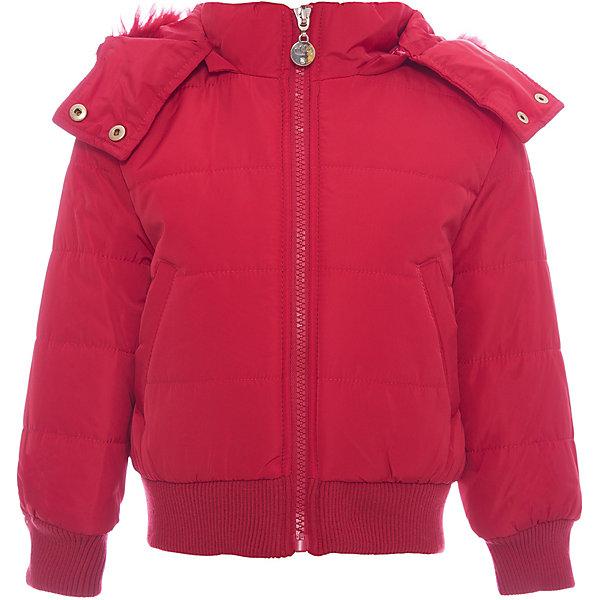 Куртка Original Marines для девочкиВерхняя одежда<br>Характеристики товара:<br><br>• цвет: красный<br>• состав ткани: 100% полиуретан<br>• подкладка: 100% полиэстер<br>• утеплитель: 100% полиэстер<br>• сезон: демисезон<br>• особенности модели: с капюшоном<br>• температурный режим: от +5 до +15 <br>• застежка: молния<br>• страна бренда: Италия<br>• комфорт и качество<br><br>Демисезонная куртка для ребенка выполнена в модном цвете. Детская куртка имеет удобный капюшон. Куртка для ребенка сделана из качественного материала. Итальянский бренд Original Marines - это стильный продуманный дизайн и неизменно высокое качество исполнения.<br><br>Куртку Original Marines (Ориджинал Маринс) для девочки можно купить в нашем интернет-магазине.<br>Ширина мм: 356; Глубина мм: 10; Высота мм: 245; Вес г: 519; Цвет: красный; Возраст от месяцев: 24; Возраст до месяцев: 36; Пол: Женский; Возраст: Детский; Размер: 92/98,116/122,110/116,104/110,98/104; SKU: 7429163;