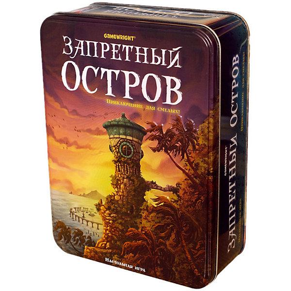 Настольная игра Стиль жизни Запретный островНастольные игры для всей семьи<br>Характеристики товара:<br><br>• возраст: от 8 лет;<br>• размер упаковки: 22х16х17 см.;<br>• состав: картон, металл, пластик;<br>• упаковка: металлическая коробка;<br>• вес в упаковке: 700 гр;<br>• бренд, страна: Стиль жизни , Россия;<br>• страна-производитель: Китай.<br><br>Настольная игра для детей и всей семьи  «Запретный остров» - отлично подойдет для веселого времяпрепровождения в кругу семьи и друзей.  <br><br>Это семейная кооперативная игра, в которой участники играют не против друг друга, а действуют сообща. Вашей команде дерзких искателей приключений предстоит добыть на далеком острове могущественные артефакты исчезнувшей цивилизации, причем остров на ваших глазах будет стремительно погружаться в пучину моря. Чтобы успешно выполнить задуманное и благополучно покинуть остров, придется продумывать каждый свой шаг и наилучшим образом использовать уникальные особенности персонажей. <br><br>В комплект игры входят: 58 игровых карт, 24 двусторонних участка острова, 6 деревянных фишек, 4 фигурки-артефакты (камень Земли, кристалл Огня, статуя Ветра, чаша Океана), водомер, маркер уровня воды и правила игры на русском языке.<br><br>Компания «Настольные игры - Стиль жизни», основанная в 2005 году, занимается разработкой и продажей как собственных настольных игр и головоломок, так и настольных игр от ведущих зарубежных издательств. В ассортименте компании представлены игры на любой вкус и на любую компанию. <br><br>Настольную игру для детей и всей семьи «Запретный остров», 58 карточек, Стиль жизни можно купить в нашем интернет-магазине.<br>Ширина мм: 220; Глубина мм: 160; Высота мм: 170; Вес г: 677; Возраст от месяцев: 96; Возраст до месяцев: 2147483647; Пол: Унисекс; Возраст: Детский; SKU: 7431545;