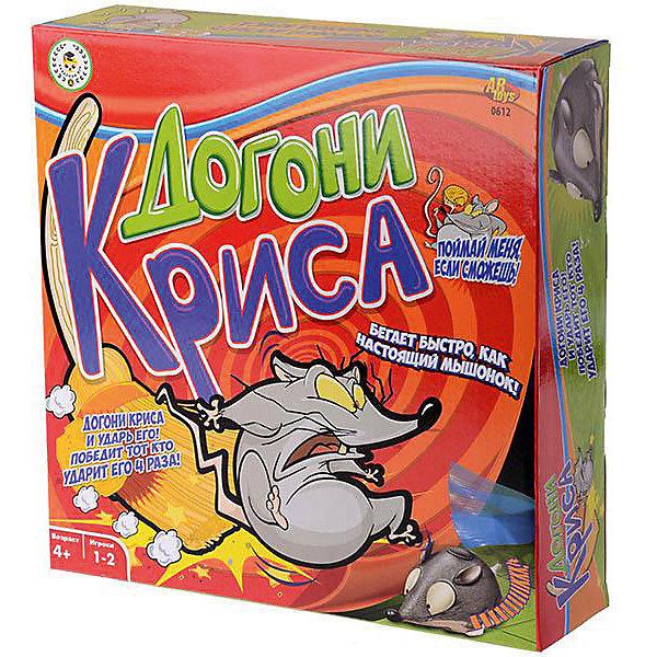 Академия игр Настольная игра Догони Криса!