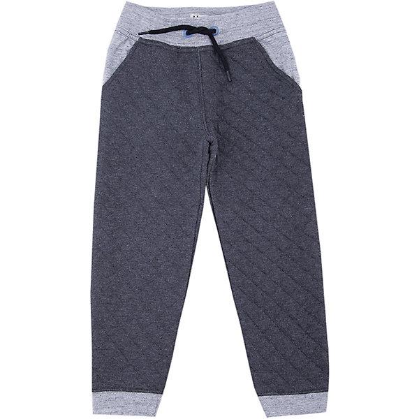 Брюки Hatley для мальчикаБрюки<br>Характеристики товара:<br><br>• цвет: серый<br>• состав ткани: 100% хлопок <br>• сезон: демисезон<br>• особенности модели: спортивный стиль<br>• пояс: резинка, шнурок<br>• страна бренда: Канада<br>• страна изготовитель: Индия<br><br>Детская одежда от канадского бренда Hatley обеспечит ребенку комфорт. Эти брюки для ребенка сделаны из натурального хлопка. Детские брюки позволят коже дышать и не вызовут аллергии. Такие брюки для детей дополнены удобными карманами. <br><br>Брюки Hatley (Хатли) для мальчика можно купить в нашем интернет-магазине.<br>Ширина мм: 215; Глубина мм: 88; Высота мм: 191; Вес г: 336; Цвет: серый; Возраст от месяцев: 24; Возраст до месяцев: 36; Пол: Мужской; Возраст: Детский; Размер: 98,122,116,110,104; SKU: 7434631;