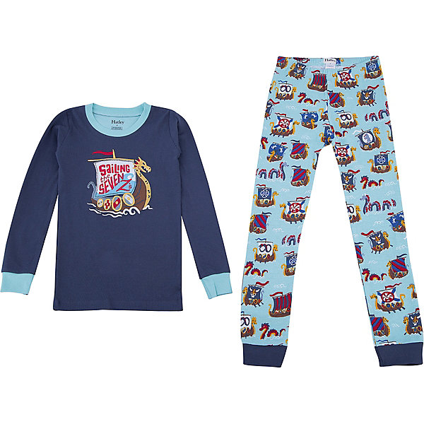 Пижама Hatley для мальчикаПижамы и сорочки<br>Характеристики товара:<br><br>• цвет: серый<br>• комплектация: лонгслив, брюки<br>• состав ткани: 100% хлопок<br>• сезон: круглый год<br>• пояс: резинка<br>• длинные рукава<br>• страна бренда: Канада<br>• страна изготовитель: Индия<br><br>Хлопковая детская пижама обеспечит ребенку комфорт во время сна благодаря мягким манжетам. Пижама для ребенка сделана из мягкого и дышащего материала. Детская пижама комфортно сидит, не вызывает неудобств. Канадский бренд Hatley - это одежда со стильным дизайном и высоким качеством исполнения.<br><br>Пижаму Hatley (Хатли) для мальчика можно купить в нашем интернет-магазине.<br>Ширина мм: 281; Глубина мм: 70; Высота мм: 188; Вес г: 295; Цвет: серый; Возраст от месяцев: 24; Возраст до месяцев: 36; Пол: Мужской; Возраст: Детский; Размер: 98,128,122,116,110,104; SKU: 7434732;