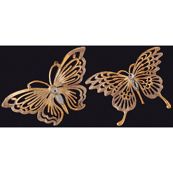Erich Krause Украшение Бабочка драгоценная 13 см цена