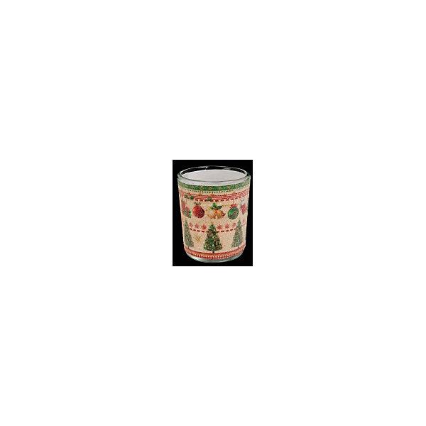 Подсвечник Рождественское дерево для свечей диаметром 3,5 смНовогодние свечи и подсвечники<br>Характеристики:<br><br>• количество: 1 шт.;<br>• материал: стекло;<br>• вес: 107 гр.;<br>• размер: 6х6х7 см;<br>• страна бренда: Россия.<br><br>Подсвечник «Рождественское дерево» украшен оригинальным орнаментом в новогодней тематике. Подсвечник предназначен для сменных свечек в гильзах. Отличное дополнение праздничного интерьера.<br><br>Подсвечник «Рождественское дерево» для свечей диаметром 3,5 см можно купить в нашем интернет-магазине.<br>Ширина мм: 60; Глубина мм: 60; Высота мм: 70; Вес г: 107; Возраст от месяцев: 84; Возраст до месяцев: 2147483647; Пол: Унисекс; Возраст: Детский; SKU: 7435950;