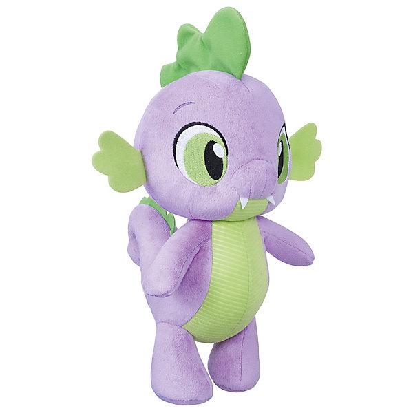 Hasbro Мягкая игрушка My little Pony Дракончик Спайк, 30 см
