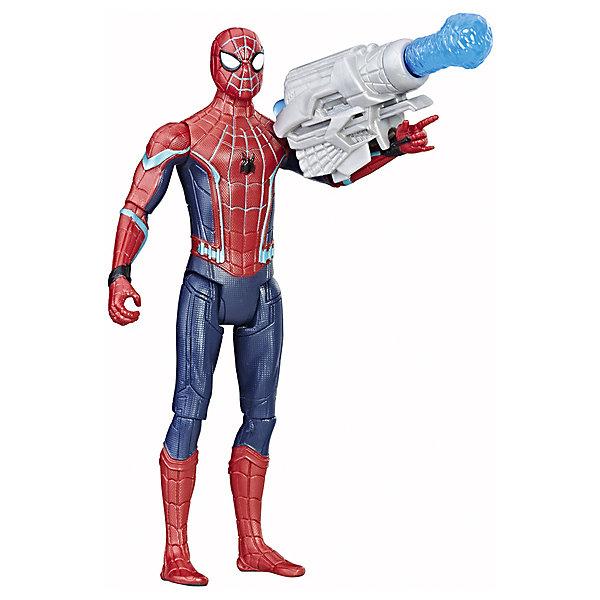Купить Фигурка Hasbro Marvel Человек-паук Паутинный город Человек-паук, 9.5 см, Вьетнам, Мужской