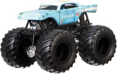 Машинка Hot Wheels  Monster Jam  Avenger, артикул:7441228 - Игрушки для мальчиков