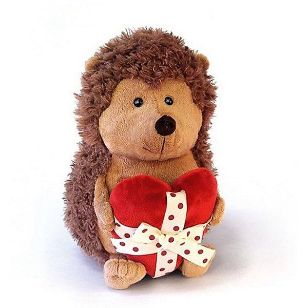 Мягкая игрушка Orange Ёжик Колюнчик с сердечком, 20 смМягкие игрушки животные<br>Характеристики товара:<br><br>• возраст: от 3 лет;<br>• цвет: коричневый, красный;<br>• высота игрушки: 20 см.;<br>• состав: искусственный мех, полиэтиленовые гранулы, текстиль, пластик;<br>• упаковка: картонная коробка открытого типа.;<br>• вес в упаковке: 130 гр.;<br>• бренд, страна: Orange, Россия;<br>• страна-производитель: Китай.<br><br>Мягкая игрушка «Ёжик Колюнчик с сердечком» из коллеции LIFE торговой марки Orange может привести в восторг многих детей. Послужит ребенку не только отличном подарком, но и украсит интерьер дома, придаст комнате атмосферу уюта и тепла. С таким ёжиком можно весело играть, спать и гулять.<br><br>Этот симпатичный ёжик,  не смотря на свои колючки, очень милая и приятная игрушка. Ежик сшит из различных, но одинаково приятных на ощупь материалов. Внутри игрушки находятся маленькие полиэтиленовые гранулы, которые не теряют форму и не позволяют игрушке портиться. Аккуратно простроченные швы надежно удерживают внутреннюю набивку. Материалы, использованные для изготовления игрушки, прошли контроль качества и безопасны для маленьких детей. <br><br>Коллекция LIFE включает в себя несколько симпатичных персонажей - совершенно разных, но объединённых общей историей их Жизни. Каждый герой имеет свое имя, характер и представлен в нескольких размерах, с разными одеждами и аксессуарами. Все игрушки продаются в стильных коробочках-трансформерах из экологического крафт-картона.<br><br>Мягкую игрушку «Ёжик Колюнчик с сердечком », сидячий, 20 см., Orange можно купить в нашем интернет-магазине.<br>Ширина мм: 80; Глубина мм: 110; Высота мм: 200; Вес г: 125; Возраст от месяцев: 36; Возраст до месяцев: 180; Пол: Унисекс; Возраст: Детский; SKU: 7462225;