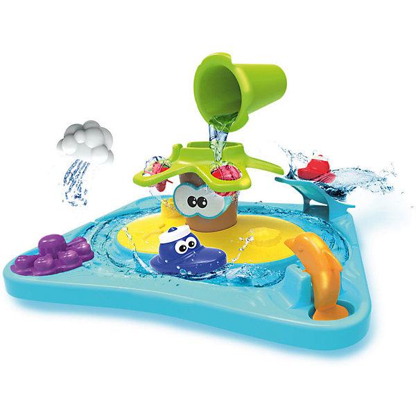 """Купить со скидкой Игрушка для ванны 1Toy """"Kidz Delight"""" Островок приключений"""