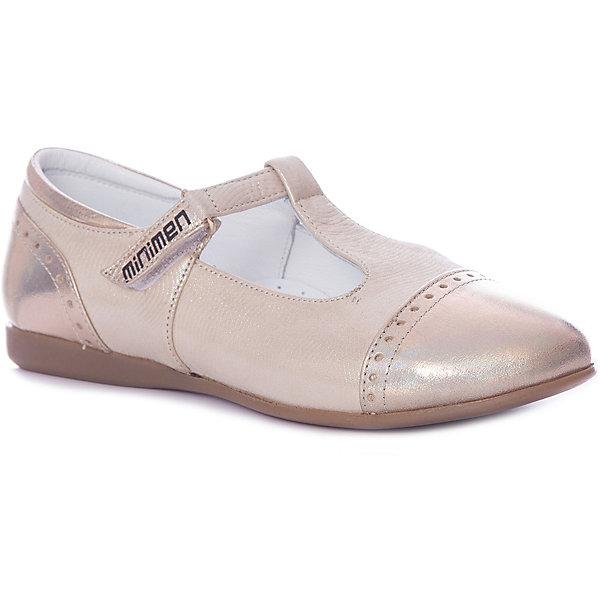 Minimen Туфли Minimen для девочки