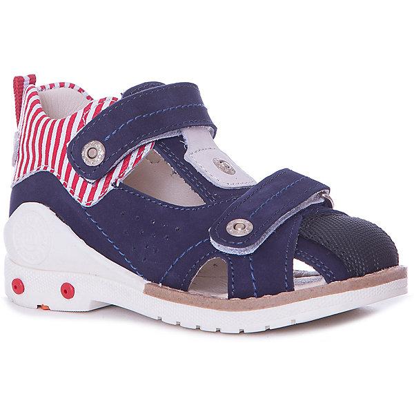 Minimen Сандалии Minimen для мальчика сандалии для мальчика minimen цвет синий rk4294 13 7b 06 размер 26