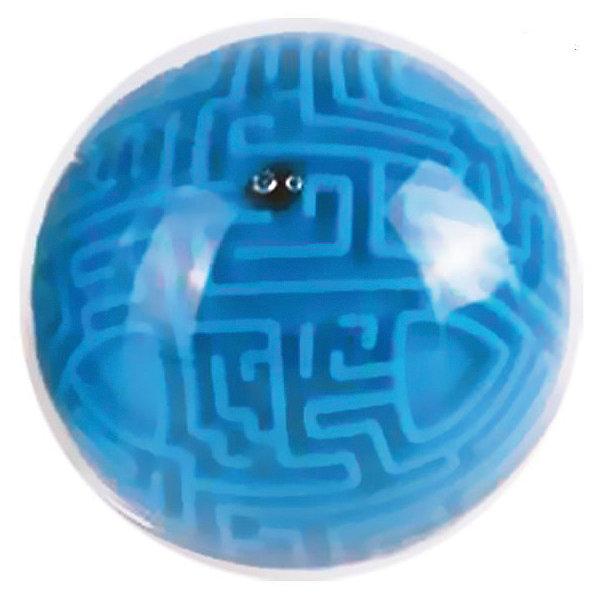 Головоломка шар-лабиринт (синий)Головоломки - лабиринты<br>Характеристики товара:<br><br>• возраст: от 3 лет;<br>• материал: пластик;<br>• диаметр шара: 10 см;<br>• упаковка: картонная коробка;<br>• размер упаковки: 10,5х10,5х10,5 см;<br>• вес упаковки: 220 гр.;<br>• страна производитель: Китай.<br><br>Головоломка шар-лабиринт синий — увлекательная игрушка-головоломка. Она представляет собой шар, внутри которого расположен лабиринт. Задача игрока провести шарик от его начала и до конца, вращая шар в своих руках. Игрушка способствует развитию логического мышления, сообразительности, внимания.<br><br>Головоломку шар-лабиринт синий можно приобрести в нашем интернет-магазине.<br>Ширина мм: 105; Глубина мм: 105; Высота мм: 105; Вес г: 220; Цвет: синий; Возраст от месяцев: 36; Возраст до месяцев: 2147483647; Пол: Унисекс; Возраст: Детский; SKU: 7484802;